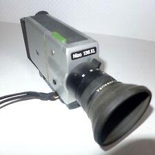 Sammlerauflösung- Braun Filmkamera Nizo 136 XL  1 : 1,8 / 9 - 36