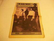 Black Panther Newspaper Huey P Newton, David Hilliard Dec. 27, 1969 Vg+