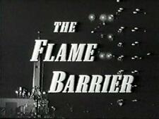 THE FLAME BARRIER (1958) DVD ARTHUR FRANZ, KATHLEEN CROWLEY