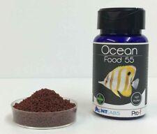 NT Labs Ocean Food 55 Pellets Immunity Boosting Colour Enhancing Bottle 45g