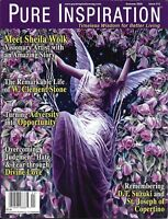Pure Inspiration Magazine Sheila Wolk W. Clement Stone Opportunity Divine Love