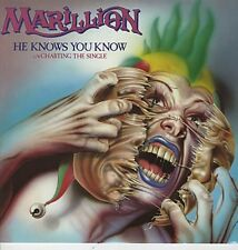 """Marillion He Knows You Know  Uk 12"""""""