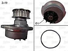 VALEO Water Pump Fits CHEVROLET OPEL Kadett VAUXHALL Astra 1.4-1.6L 1984-1997
