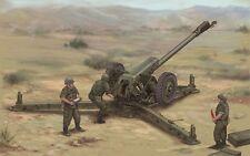 Soviet D30 122mm Howitzer Late Version 1:35 Plastic Model Kit TRUMPETER