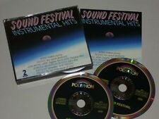 SOUND FESTIVAL INSTRUMENTAL HITS 2 CD 'S MIT KITARO JEAN MICHEL JARRE BLONKER ..