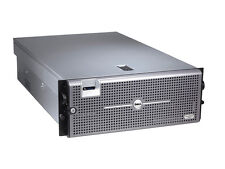 Dell PowerEdge R900 2 X Six Core Intel XEON 2.66Ghz 64GBRam 2 X147GB SAS Rails