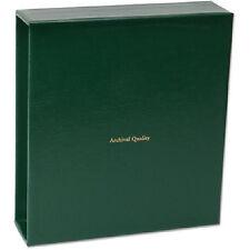 """Littleton Custom Album Slipcase for 2"""" Album x913 ARCHIVAL QUALITY"""