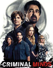 2017 NEW Criminal Minds Season 12 (DVD,6-Disc Set) Free Shipping