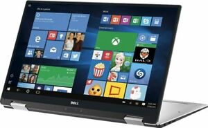 RB Dell XPS 13 9365 FHD 2 In 1 i7-7Y75 CPU 16GB RAM 512GB SSD Finger ID