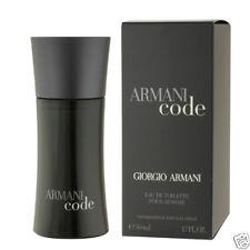 Armani Giorgio Code Homme Eau De Toilette EDT 50 ml (man)