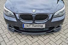 Sonderaktion Spoilerschwert Frontspoiler aus ABS für BMW 5er E60 E61 M-Paket ABE