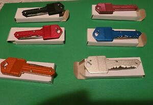 Outdoor Fishing Pocket Knife Keychain  knife portable US Seller