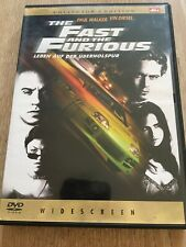 The Fast and the Furious [Collector's Edition] by... | DVD | condition very good