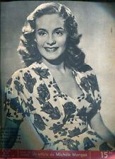 CINE-MIROIR N°877. GISELE PASCAL: APRES L'AMOUR. 1948.