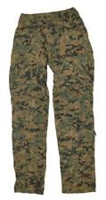 USMC Defender M Fire Resistant FROG Woodland MARPAT Combat Pants - SMALL LONG