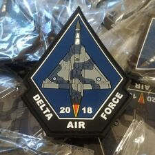 HELLENIC AIR FORCE MIRAGE 2000 DELTA AIR FORCE PVC PATCH