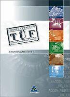 TÜF - Tabellen, Übersichten, Formeln: TÜF Gesamtband SI/SII | Buch | Zustand gut