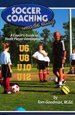 Soccer Coaching Made Easy - Book