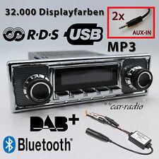 Retrosound Santa Barbara DAB+ Komplettset Becker Optik Oldtimer Radio Bluetooth