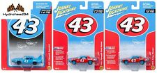 Johnny Lightning Racing Champions Richard Petty RRunner Charger Superbird 43 17T