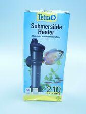 Tetra Submersible Aquarium Heater 50W for 2-10 Gallon Fish Tanks  Auto-Temp