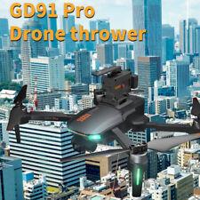 Para DJI Mavic Air 2 Drone sistema de lanzamiento Pesca Cebo Ring Thrower entrega