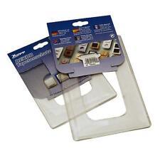 Kopp Dekor Tapetenschutz Wandschutz für Tapeten rot/blau transparent mint grau