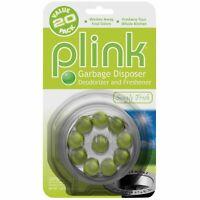 Plink Simply Fresh Garbage Disposal Cleaner Disposer Deodorizer - 20 Treatments