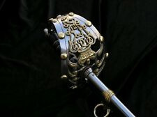 BRITISH VICTORIAN LIFE GUARDS OFFICER SABRE IUS-S-136 BATTLE READY