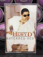 Heavy D Waterbed Hev Cassette Tape 1997 East Coast Rap Hip Hop New York The Boyz