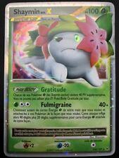 Carte Pokemon SHAYMIN 126/127 Holo Niv X Platine Française NEUF