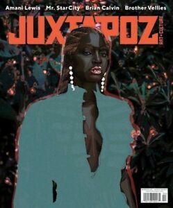 JUXTAPOZ  Art + Culture MAGAZINES Winter 2021 #216
