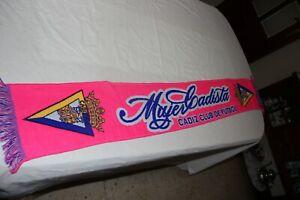 Scarf Of Football Cadiz C.F of The Woman Cadista Material Scarce Cotizado Scarf