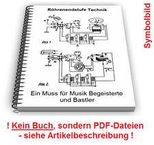 Röhrenendstufe selbst bauen - Verstärker Röhrenverstärker Technik Patente