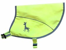 Alcott Essentials Visibility Dog Vest Small Neon Yellow with Reflective Accents