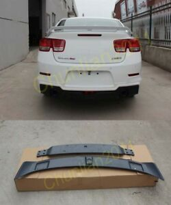 Factory Style Spoiler Wing ABS for 2011-2014 Chevy Chevrolet Malibu Spoilers