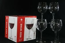 Libbey 15.5 oz Red Wine Glass 4 Pack - New In Box