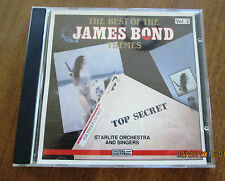 The Best Of The James Bond Themes Vol. 2 Starlite Orchestra & Singers (CD)
