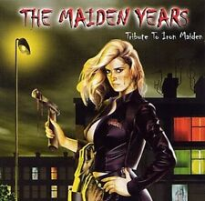 Iron Maiden Tribute - The Maiden Years - CD - Neu