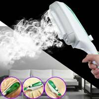 Portable Travel Handheld Iron Clothes Steamer Garment Steam Brush Hand Held