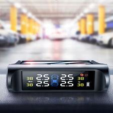 TPMS Kit Sistema Controllo Pressione Gomme Pneumatici Auto Moto 4 Sensori LCD