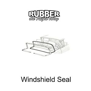 1957 1958 Edsel & Mercury Windshield Seal