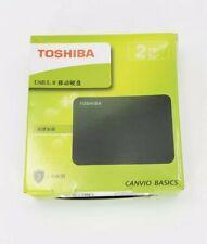 Toshiba Electronic Devices & Storage Corporation Canvio Basics 2TB HDTB420YK3AA