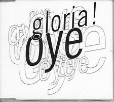 GLORIA ESTEFAN - Oye PROMO CD SINGLE 2TR House latin 1998 (EPIC)