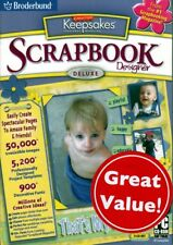 Creating Keepsakes Scrapbook Designer Deluxe (Scrapbooking,Pages,Greeting Cards)