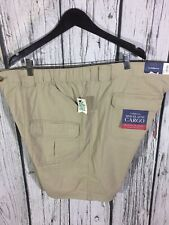 Men's 50w Croft&Barrow Cargo Shorts Khaki
