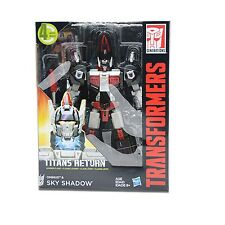Transformers Titans Return Leader Class SKY SHADOW Action Figure 4 Changer Gift
