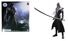 Final Fantasy: Advent Children ~ SEPHIROTH ACTION FIGURE ~ Play Arts KAI