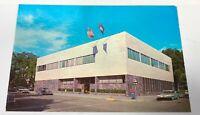 Idaho Statesman Building Newspaper Boise Idaho Vintage Souvenir Postcard