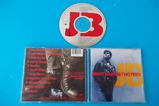 """JIMMY BARNES """" TWO FIRES """" CD ATLANTIC 1990 NUOVO"""